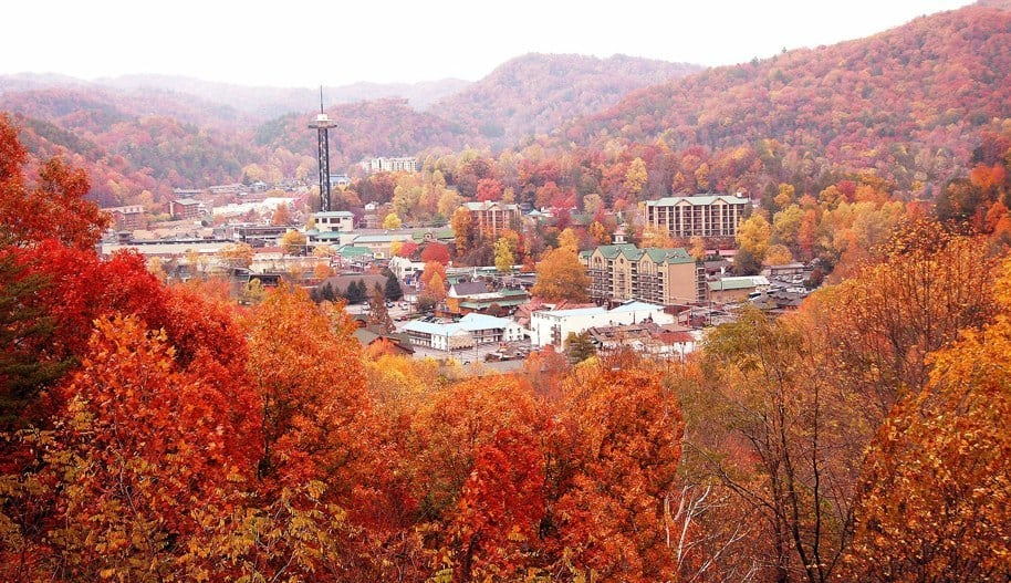 gatlinburg harvest festival