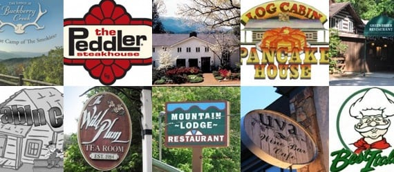 the best local gatlinburg restaurants