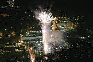 fireworks gatlinburg tn