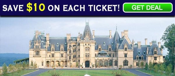 biltmore estate discount tickets