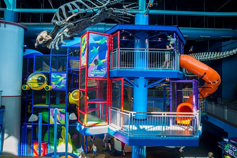 ripleys gatlinburg play structure